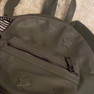 back pack purse